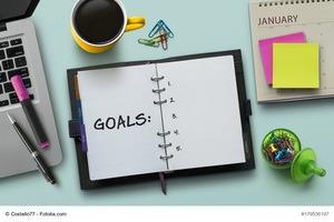 Echte Ziele und was sie ausmacht - Karriere