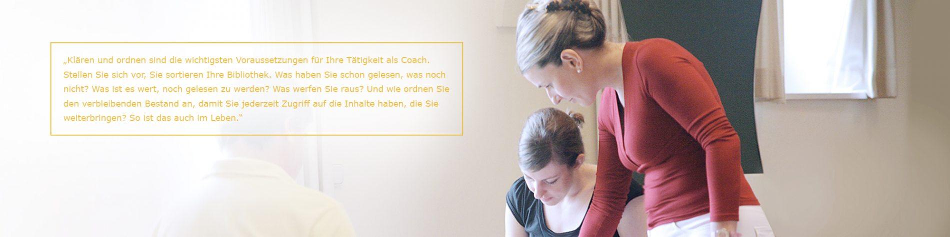 Coach-Ausbildung - Erlernen, Coaches