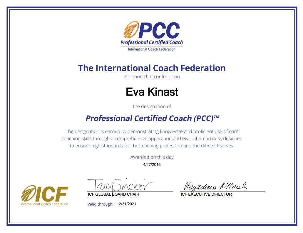 pcc zertifikat dr eva kinast 2018
