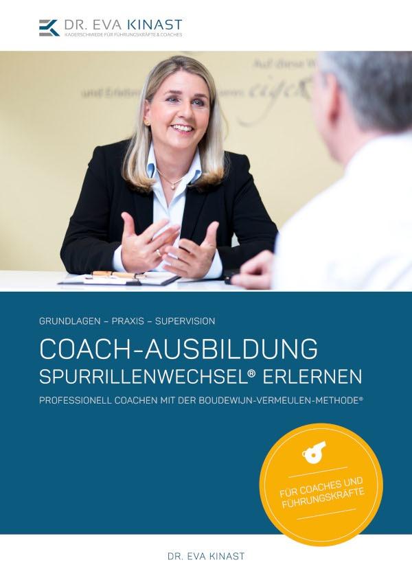 Coach-Ausbildung Broschüre