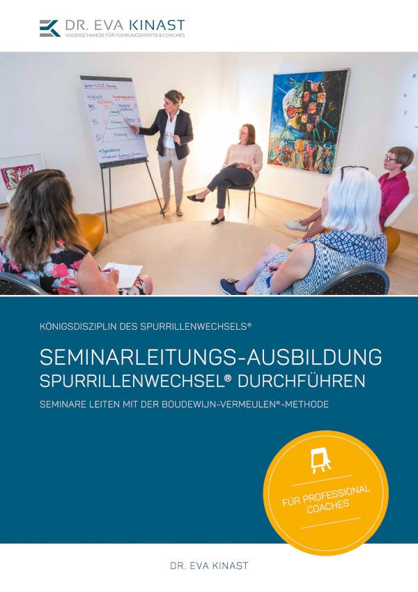 Seminarleitungs-Ausbildung Broschüre