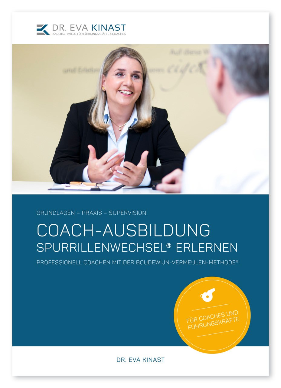 Coach-Ausbildung mit Dr. Eva Kinast