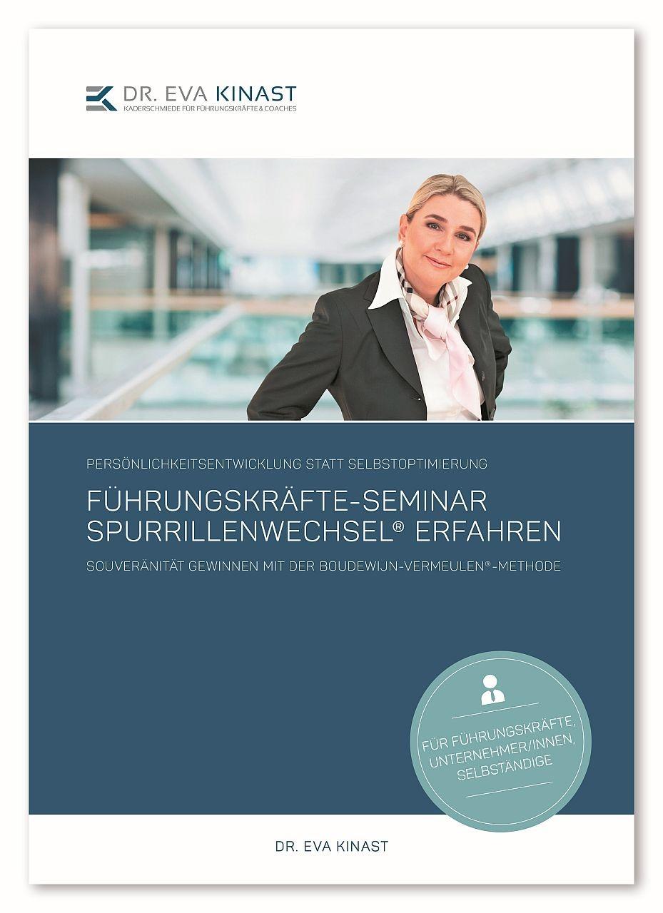 Führungskräfte-Seminar mit Dr. Eva Kinast