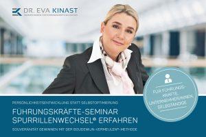 Schwarz auf Weiß: die neu aufgelegte Broschüre zum Führungskräfte-Seminar - News