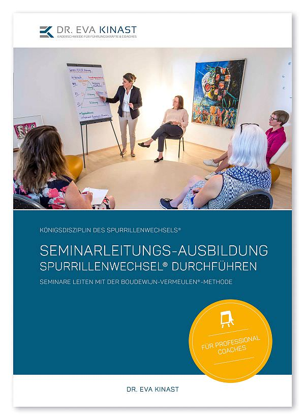 Seminarleitungs-Ausbildung Dr. Eva Kinast