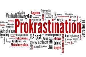 Prokrastination: die Aufschieberitis - Coaching