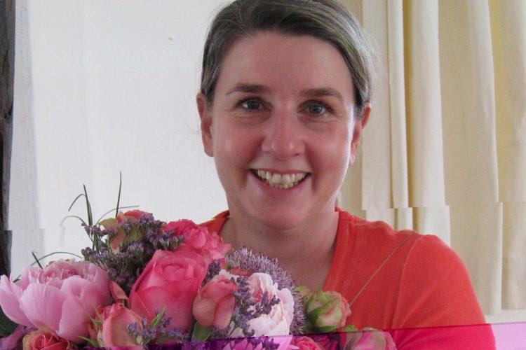 Ein Blumenstrauß zum Abschied nach dem Coaching - News