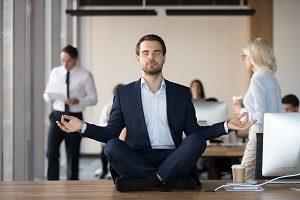 Mit Meditation zur Konzentrationsfähigkeit - Karriere