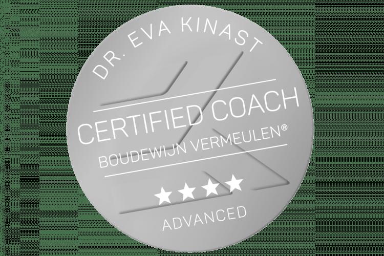 """Vorhang auf für den ersten """"Certified Coach Boudewijn Vermeulen® - Advanced - Coaching"""